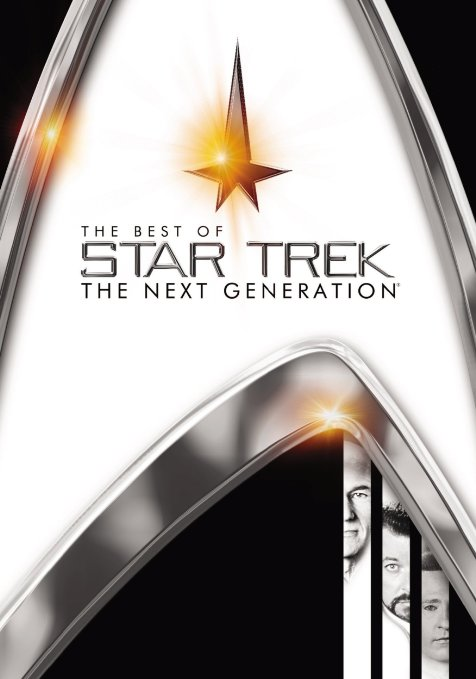Photo Credit: Amazon.com, The Best Of Star Trek The Next Generation""