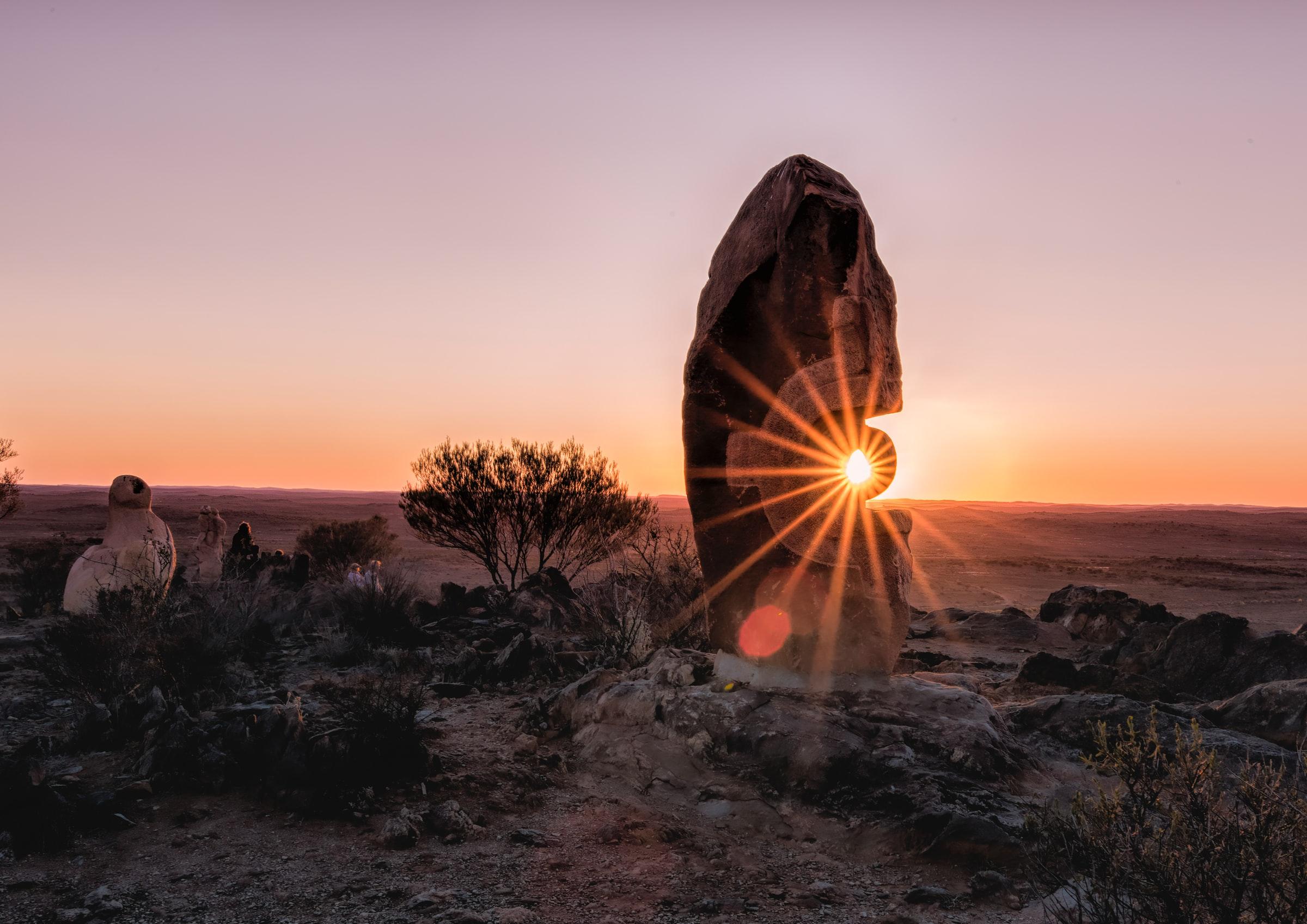 The sun still rises