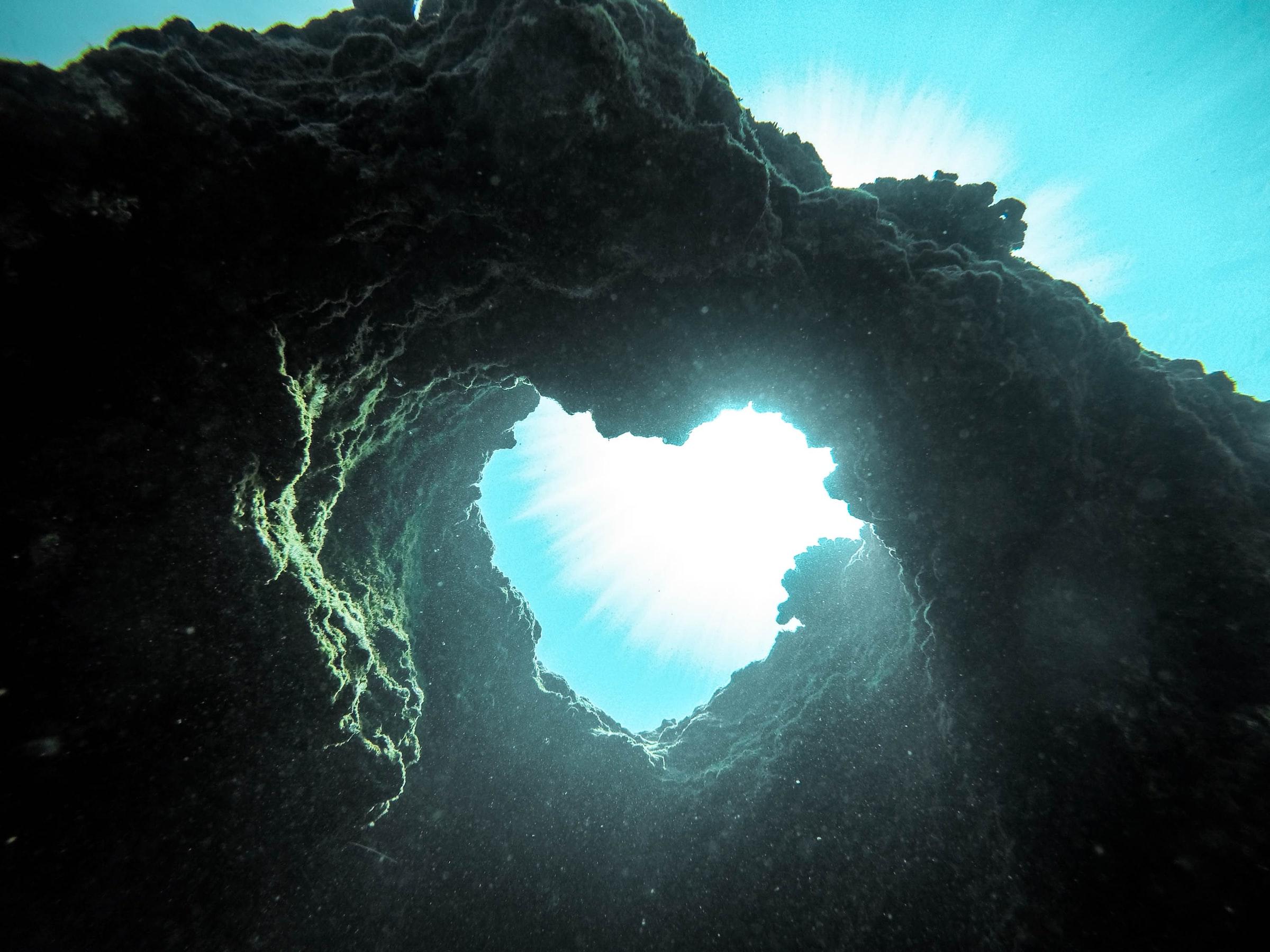 Beneath the waterline
