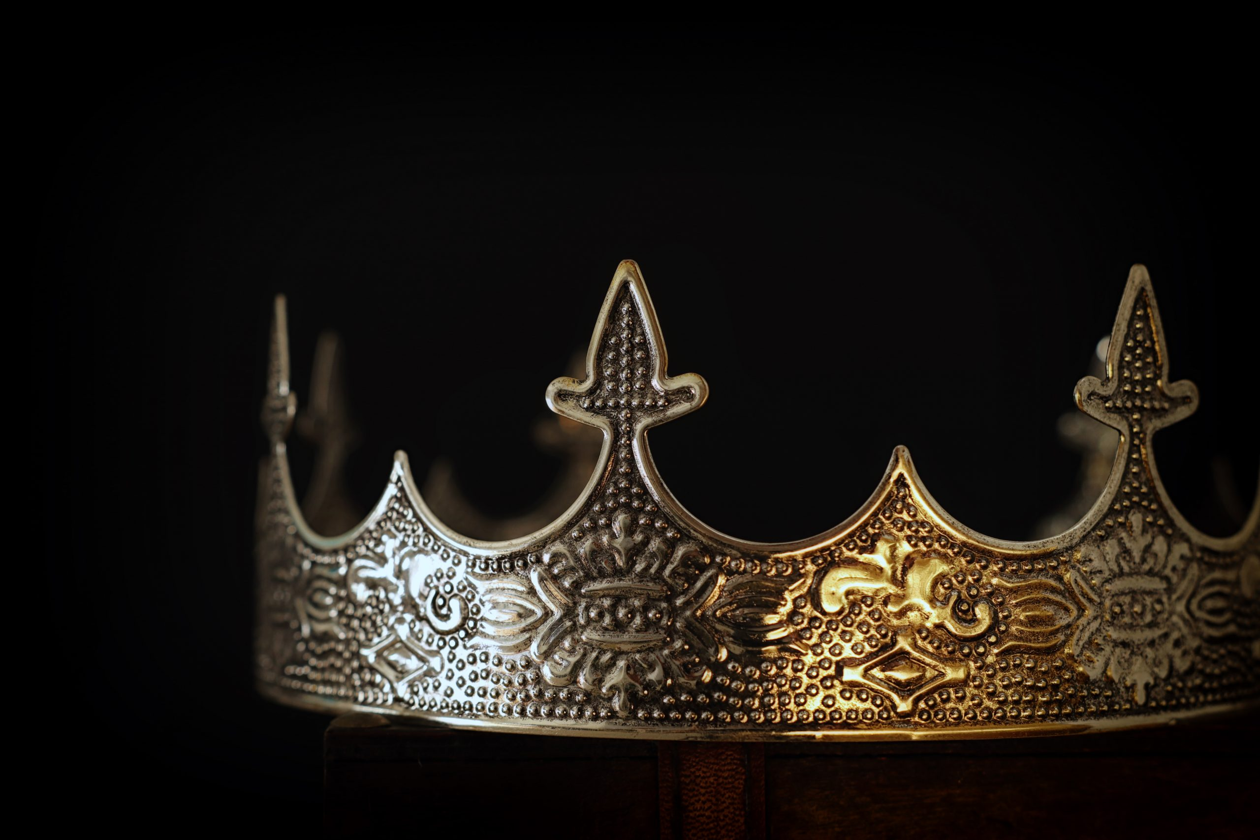 Serving the crown